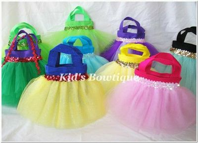CUTE IDEA For Disney Princess Birthday Party Favors