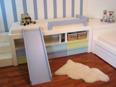 Steps And Slide On Toddler Bedthis Screams My MASON Kids Rooms Juxtapost