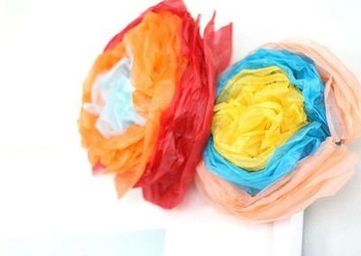 Diy festive mexican paper tissue flowers easy craft to do w diy festive mexican paper tissue flowers easy craft to do with the kids love mightylinksfo