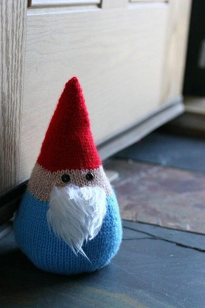 Free knitting pattern download Gnome at Ravelry. #knitting #... / Knits and s...
