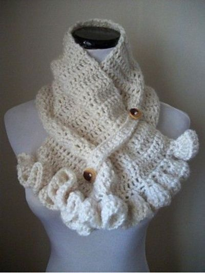 Free Pattern Crochet Neck Warmer : Free Crochet Pattern - City Neck warmer / crochet ideas ...