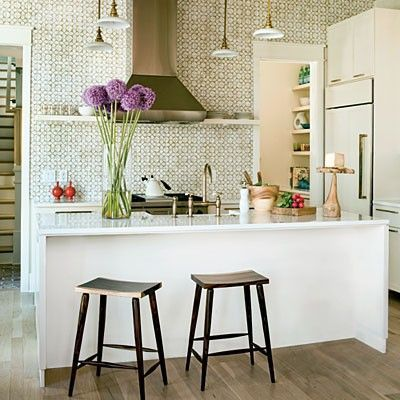 mother of pearl backsplash tiles