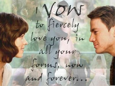 The Vow / inspiring quotes and sayings - Juxtapost