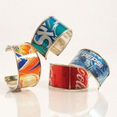 these are very cool. recycle, recycle, recycle! :D