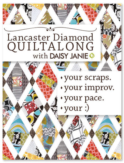 Lancaster Diamond Quiltalong