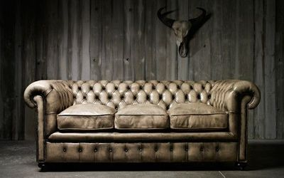 fleming howland chesterfield in 39 bone 39 for the home juxtapost. Black Bedroom Furniture Sets. Home Design Ideas