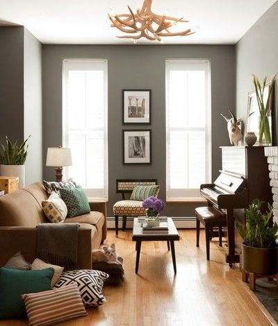What Color Furniture Goes With Gray Walls 4 Quotes