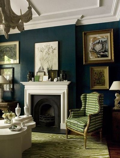 Teal And Green Living Room For The Home Juxtapost