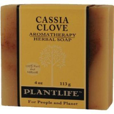 Cassia Clove 100% Pure & Natural Aromatherapy Herbal Soap! $3.50
