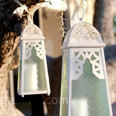 lanterns like this are not cheap. but very pretty.