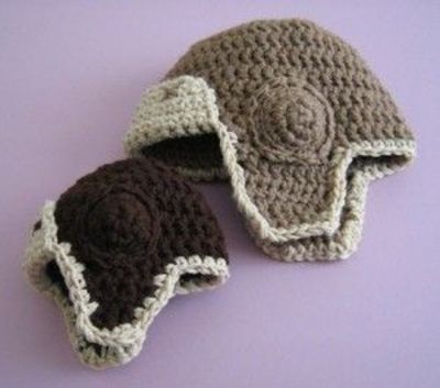Knitting Pattern For Baby Pilot Hat : BABY AVIATOR HAT FREE KNITTING PATTERN   KNITTING PATTERN