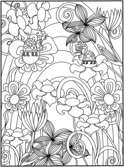 coloring book fun pages - photo#25