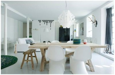 I want this dining room table!