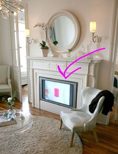 Monir Boktor posted Faux fireplace & TV stand! to his -For the home- postboard via the Juxtapost bookmarklet.