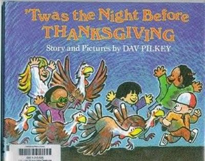 Twas the Night Before Thanksgiving activities. Such a c ...