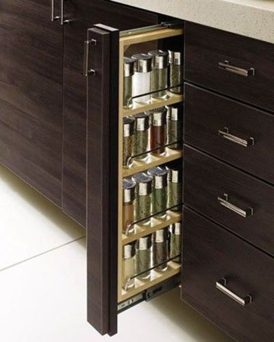 Pull Out Spice Rack Love It Another Must Have If You Are