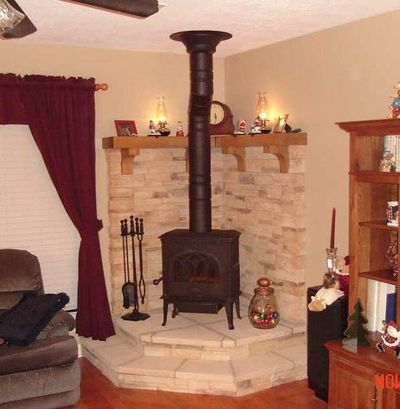 home images mantle ideas for wood stove mantle ideas for wood stove ...