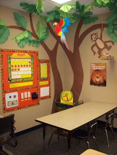 Jungle Theme Classroom Sayings http://www.juxtapost.com/site/permlink/ef8c5760-5c3e-11e1-8d8c-33efc8181159/post/jungle_themed_classroom__love_this/