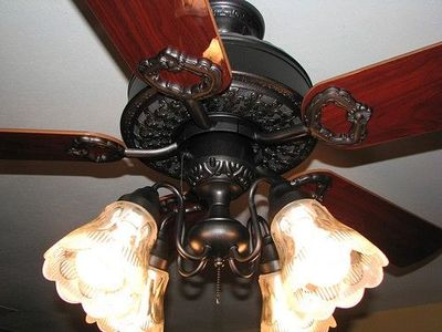 Oil Rubbed Bronze Spray Paint For Ceiling Fan