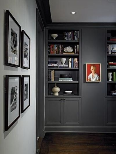 Benjamin Moore Kendall Charcoal For The Home Juxtapost