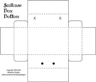 Printable Boxes Templates