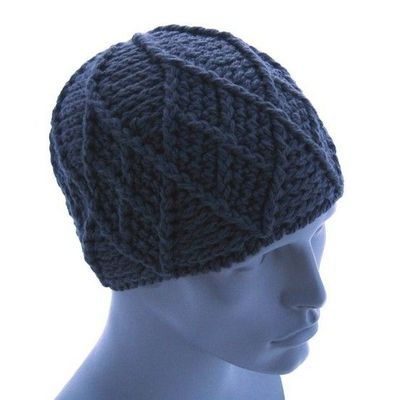 Mens Beanie Crochet Pattern Crochet Ideas And Tips Juxtapost