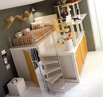 The Best Dorm Room Idea Ever! Part 46