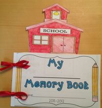 End of the Year Memory Book! For any grade level!