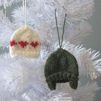 Hat ornaments