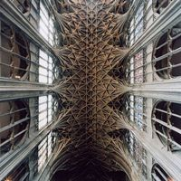 Cathedral Patterns, photography by David Stephenson