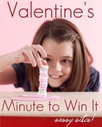 valentine's day minute to win it games!!