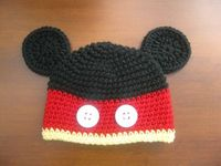 Cute Mickey Hat! made me think of