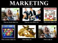 Marketing!