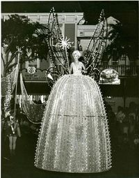 Vintage Disneyland Main St. Electrical Light Parade