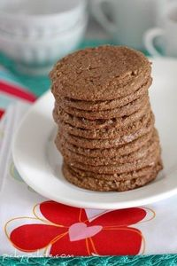 Reeses Peanut Butter Cup Cookies - just TWO ingredients!