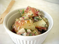 The art of pretentious living for the bourgeoisie crowd: No-Fail Potato Salad