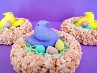 I don't even like peeps, but these are so cute!