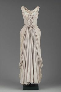 Evening dress by Charles James, 1951, United States (NYC), MFA Boston
