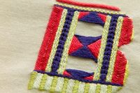 """""""B Sweater Letter"""""""
