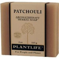 Patchouli 100% Pure & Natural Aromatherapy Herbal Soap! $4.50
