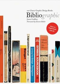 Bibliographic is a compilation of the 100 best graphic design books from the last 100 years. It covers a huge range of inspiration and key reference pieces, which provide a unique insight into the evolution of graphic design in the twentieth century.
