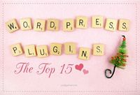top 15 wordpress plugins