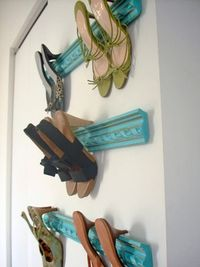 What!!!!? Crown molding shoe rack.