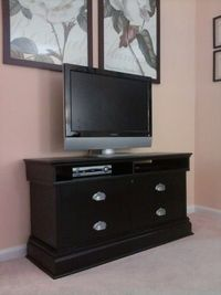 Instant TV stand