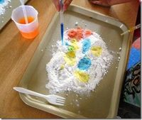 What a fun rainy day activity!!