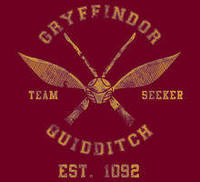 Abercrombie & Quidditch Harry Potter Shirt by spacemonkeydr from redbubble.com