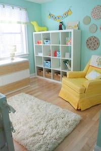 for my future kids / Love this color and the yellow...