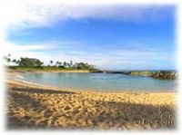 The coves at Kapolei, Oahu, HI (The temperature is perfect and there are very few tourists.) #kapolei #oahu #hawaii #cove #vacation #ocean #beach