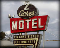 I love seeing these vintage signs that are reminders of my younger years. On one...