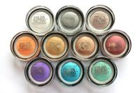 Love MAC PaintPots but don't want to spend the money?? These are amazing, and more than half the price of MAC. Maybeline Color Tattoo eyeshadow